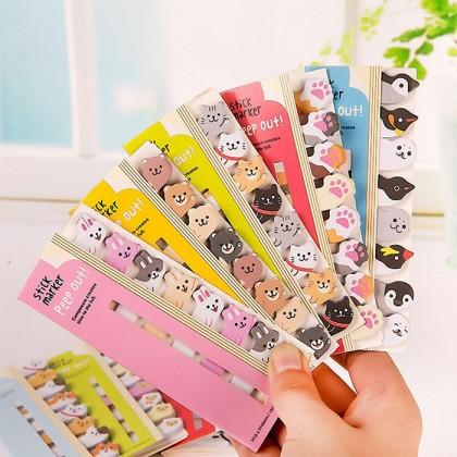 Sticky Bookmark