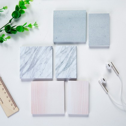 Marble Texture Sticky Note